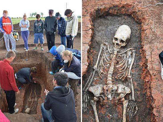 Esqueleto ser extraterrestre Rusia