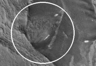 estructuras extraterrestres marte 320x220 - Imágenes de la NASA muestran estructuras extraterrestres en Marte