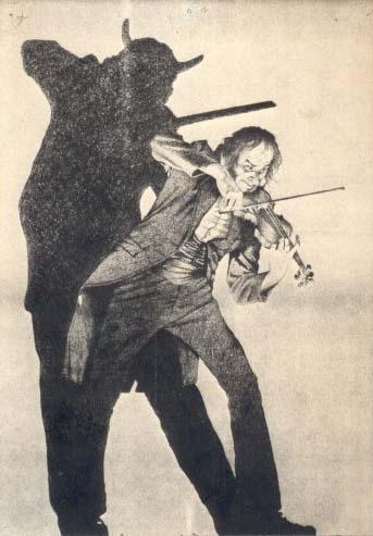 Famosos músicos que pactaron con el diablo