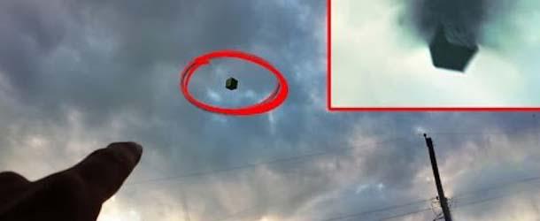 gran objeto cubo texas - Cae un gran objeto en forma de cubo sobre Texas