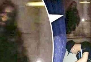 mujer fantasmal gran premio abu dabi 320x220 - Aficionado a la Fórmula Uno fotografía una aterradora mujer fantasmal durante el Gran Premio de Abu Dabi