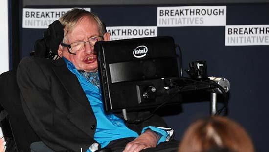 Stephen Hawking vida extraterrestre inteligente