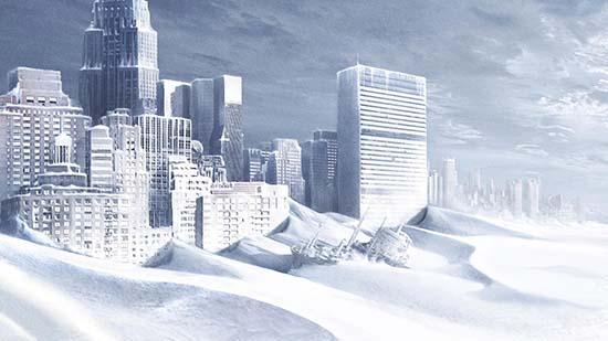 Tierra edad de hielo