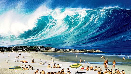 Tsunami Estados Unidos