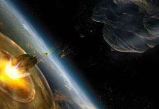 asteroide tierra septiembre 320x220 - Meteoritos cruzan los cielos de Argentina e Irán, ¿evidencias del asteroide que impactará contra la Tierra en septiembre?