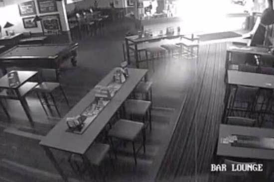 Bar Australia entidad sobrenatural