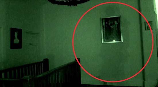 fantasma mas famoso reino unido - Graban por primera vez el fantasma más famoso del Reino Unido