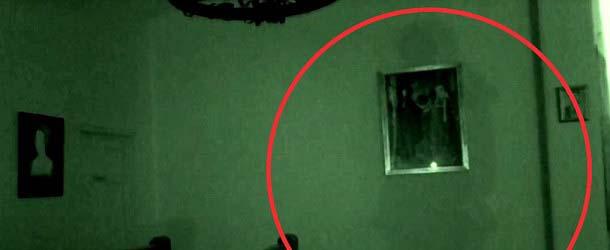 fantasma reino unido - Graban por primera vez el fantasma más famoso del Reino Unido