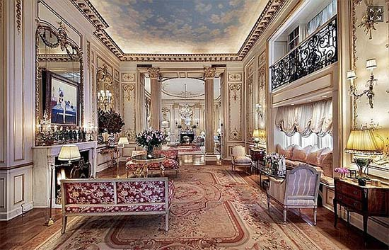 Lujoso apartamento embrujado Joan Rivers
