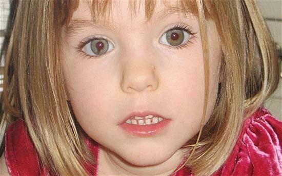 madeleine mccann - La policía británica podrá solicitar la ayuda de psíquicos en casos de personas desaparecidas