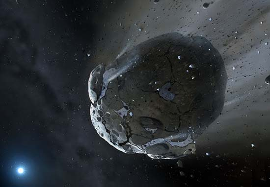 Meteoritos Argentina Irán