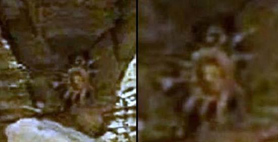 monstruoso cangrejo extraterrestre en marte - La NASA publica las imágenes de un monstruoso cangrejo extraterrestre en Marte