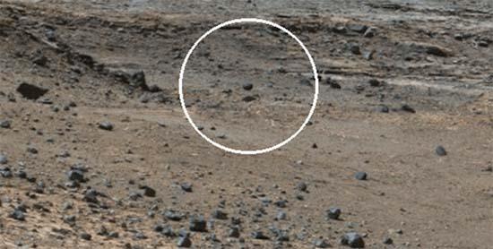 NASA sonda extraterrestre Marte