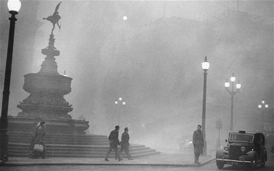 Nieblas asesinas fenómeno natural paranormal