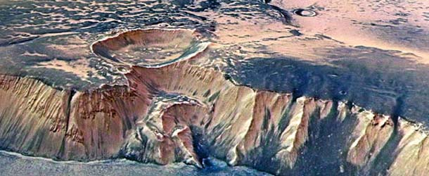 La NASA confirma que hay agua y que podría haber vida extraterrestre en Marte