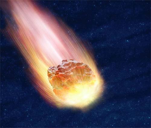 Cometa Luna Sangre