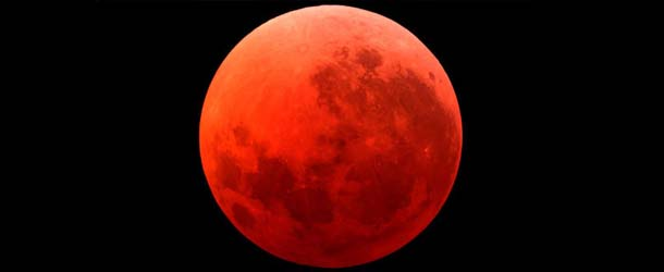 eclipse de superluna de sangre - Eclipse de Superluna de Sangre: Mitos, supersticiones, significado y profecías