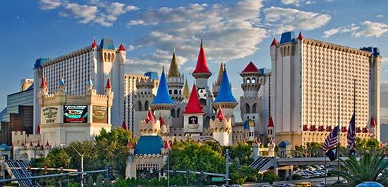 excalibur hotel and casino - Los casinos embrujados de Las Vegas