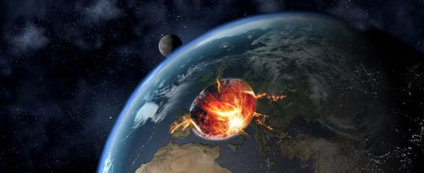 gran colisionador hadrones asteroide - Experimento del Gran Colisionador de Hadrones en septiembre podría atraer un enorme asteroide hacia la Tierra