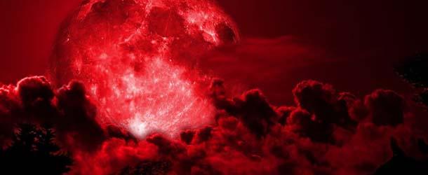 luna sangre apocalipsis - La última Luna de Sangre, ¿la señal definitiva del Apocalipsis?