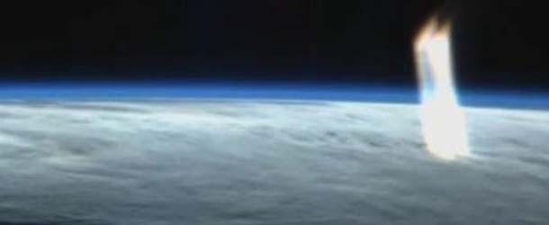nasa misteriosos rayos luz - Imágenes de la NASA muestran unos misteriosos rayos de luz dirigiéndose hacia la Tierra
