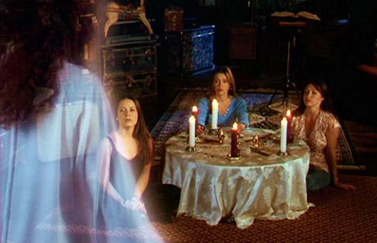 Realizar sesión de espiritismo