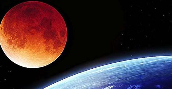 Última luna sangre