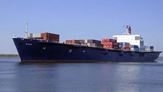 buque de carga triangulo de las bermudas - Desaparece un buque de carga con 33 tripulantes en el Triángulo de las Bermudas