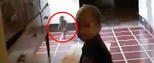 Continúa la polémica sobre la grabación de un duende en una casa en Argentina