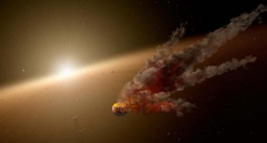enorme asteroide halloween - Y ahora la NASA asegura que un enorme asteroide podría impactar contra la Tierra o la Luna en Halloween