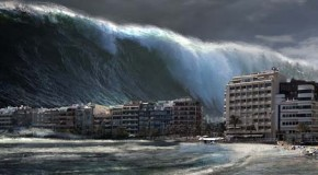 Científicos advierten que un megatsunami podría destruir ciudades enteras en cualquier momento