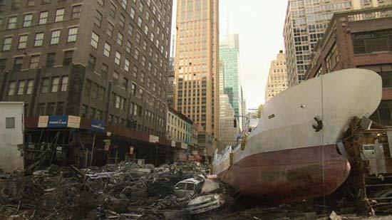 megatsunami - Científicos advierten que un megatsunami podría destruir ciudades enteras en cualquier momento