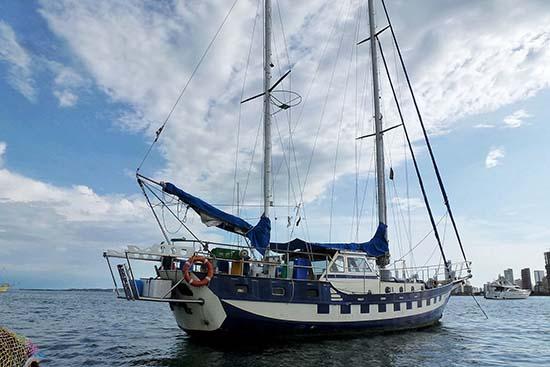 otro barco desaparece triangulo bermudas - Otro barco desaparece en el Triángulo de las Bermudas con tres tripulantes a bordo