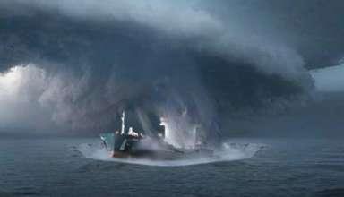 triangulo de las bermudas tripulantes 384x220 - Otro barco desaparece en el Triángulo de las Bermudas con tres tripulantes a bordo