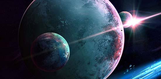 Viajar universos paralelos sueños