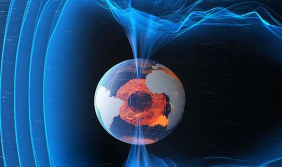 inversion polos magneticos tierra - La NASA advierte de la inminente inversión de los polos magnéticos de la Tierra