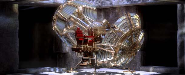maquina mensajes futuro - Científico está construyendo una máquina para recibir mensajes del futuro