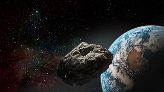 aproximacion mega asteroide tierra - Alarma mundial por la aproximación de un mega asteroide a la Tierra