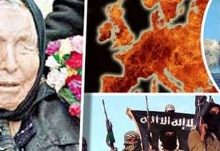 baba vanga estado islamico 320x220 - Baba Vanga, la vidente que predijo la conquista de Europa por el Estado Islámico en 2016