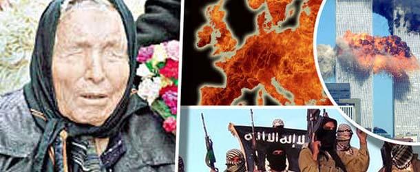 baba vanga estado islamico - Baba Vanga, la vidente que predijo la conquista de Europa por el Estado Islámico en 2016
