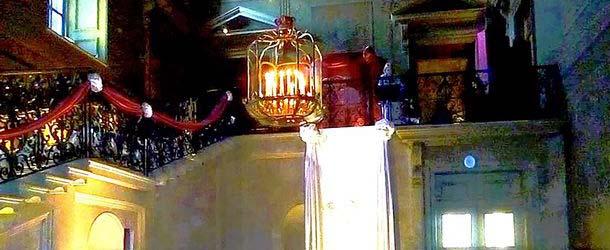 fantasma enrique viii - Fotografían el fantasma de una de las esposas de Enrique VIII en un palacio de Inglaterra