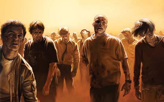 Posibilidad de un apocalipsis zombie