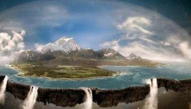 teoria de la tierra plana 384x220 - Por qué cada vez más personas creen en la teoría de la Tierra plana