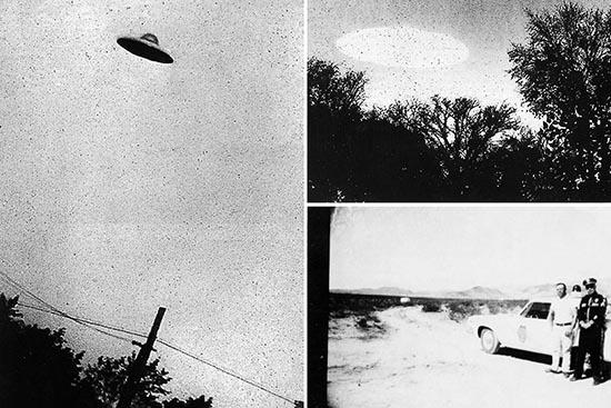 cia expedientes x ovnis - La CIA desclasifica cientos de Expedientes X e imágenes de ovnis
