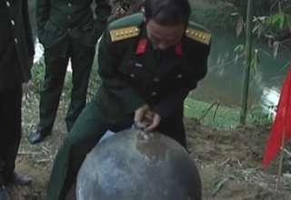 misteriosas esferas vietnam 320x220 - Vuelven a caer misteriosas esferas del cielo, ahora en Vietnam