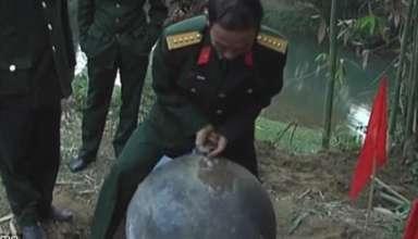 misteriosas esferas vietnam 384x220 - Vuelven a caer misteriosas esferas del cielo, ahora en Vietnam