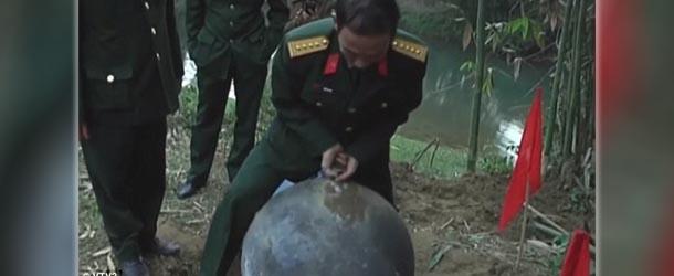 misteriosas esferas vietnam - Vuelven a caer misteriosas esferas del cielo, ahora en Vietnam