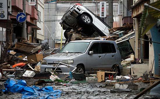 Terremoto tsunami Japón