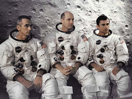 Apolo 10 música extraterrestre Luna