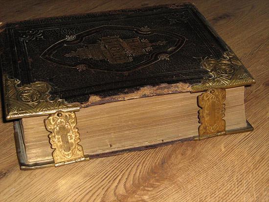 ebay verdadera biblia embrujada - Venden en eBay una verdadera Biblia embrujada por 120.000 libras